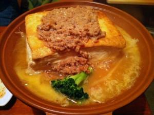 夢酒 升や 豆腐ステーキ