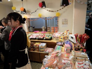 駄菓子カフェ店内風景2