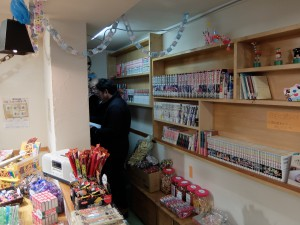 駄菓子カフェ店内風景3